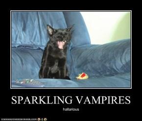 SPARKLING VAMPIRES