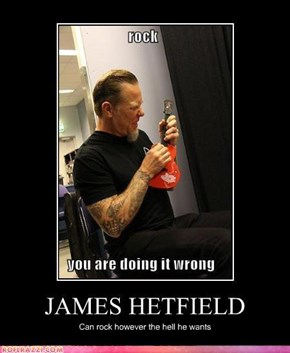 The Hetfield