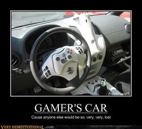 GAMER'S CAR