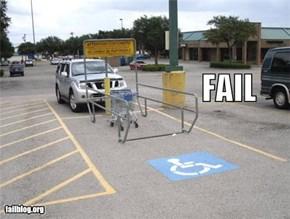 Designated Spot FAIL