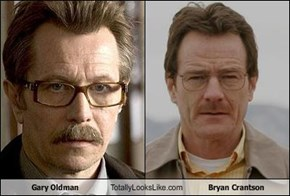 Gary Oldman Totally Looks Like Bryan Crantson