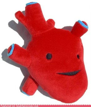 Kawaii Plush Organs