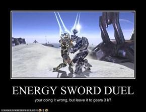 ENERGY SWORD DUEL