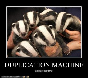 DUPLICATION MACHINE