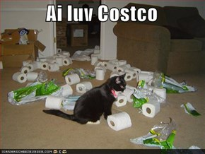 Ai luv Costco