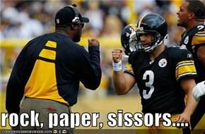 rock, paper, sissors....