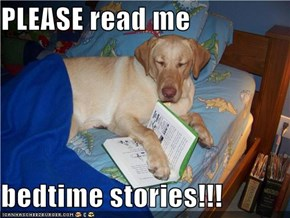 PLEASE read me   bedtime stories!!!