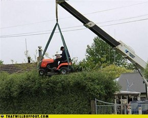 Fail Crane Saturdays! - Fail Crane Lends A Helping Hand