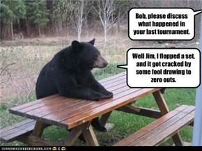 Bob talks poker on SiriusXM