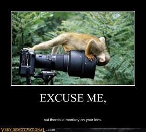 EXCUSE ME,
