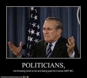 POLITICIANS,