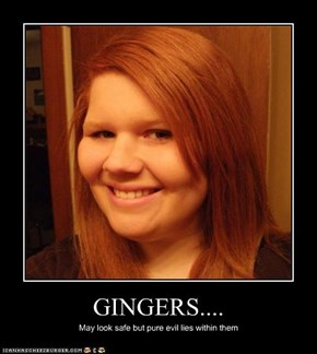 GINGERS....