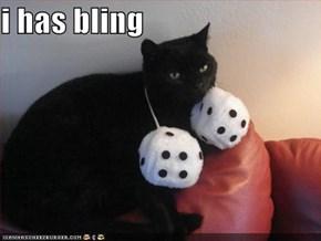 i has bling