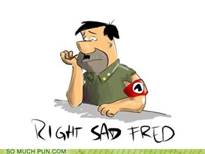 Right Sad Fred