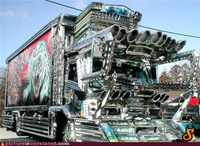 Overkill 9000: Super Truck