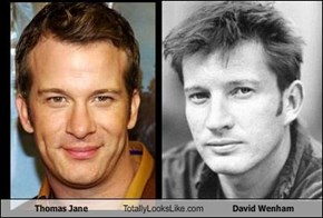 Thomas Jane Totally Looks Like David Wenham