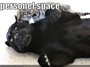 personel space