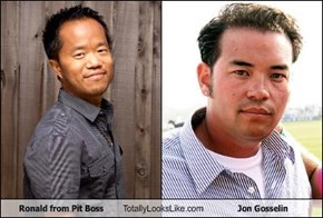 Ronald from Pit Boss Totally Looks Like Jon Gosselin