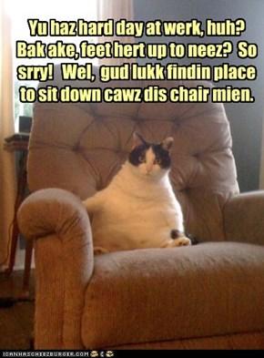 Mai Chair!