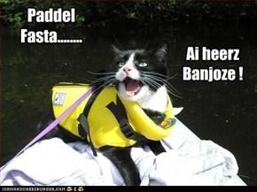 Paddel Fasta........
