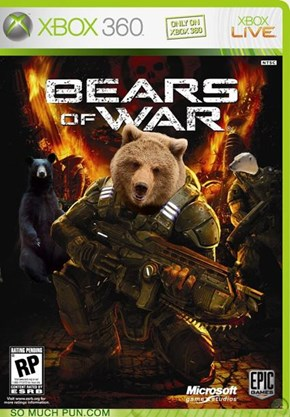 Rated M for Grizzly Violence