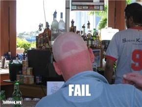 Sun Block Fail