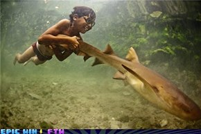 The Fastest Way to Swim!