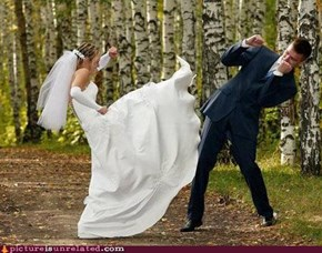 Kung Fu Wedding