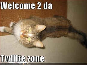 Welcome 2 da  Twilite zone