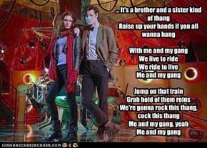 """TARDIS Radio: Rascal Flatts """"Me & My Gang"""""""