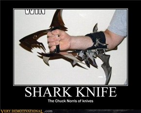 Shark Knife