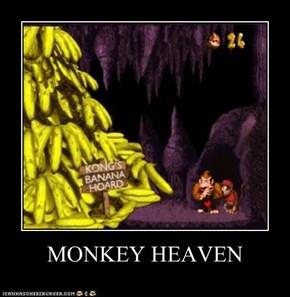 MONKEY HEAVEN