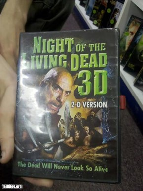 3D Movie FAIL