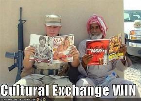Cultural Exchange WIN