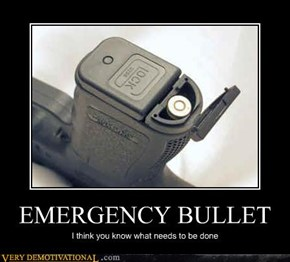 EMERGENCY BULLET