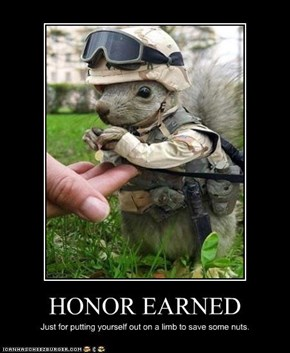 HONOR EARNED