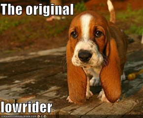 The original  lowrider