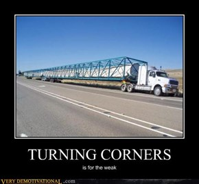 TURNING CORNERS