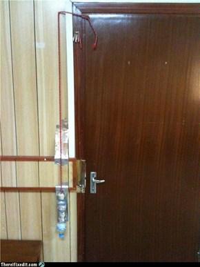 Door Closer Fix