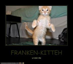 FRANKEN-KITTEH