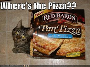 Where's the Pizza??