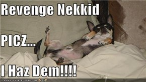 Revenge Nekkid PICZ... I Haz Dem!!!!