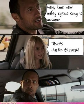 Dwayne Johnson WIN