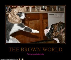 THE BROWN WORLD