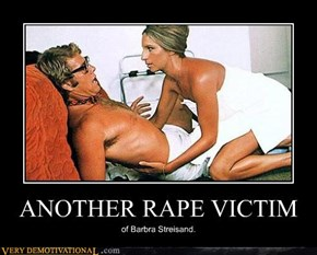 ANOTHER RAPE VICTIM