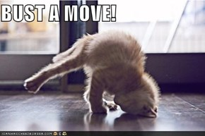 BUST A MOVE!