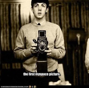 the first myspace picture.