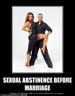 SEXUAL ABSTINENCE BEFORE MARRIAGE