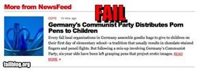 Communist Fail