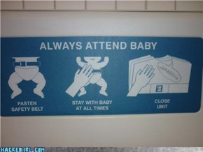 Babies Don't Fold Easily